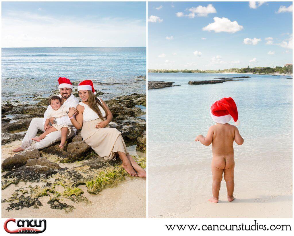 Holiday Beach Photos in Akumal