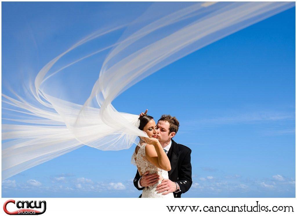 Xcaret Park Wedding