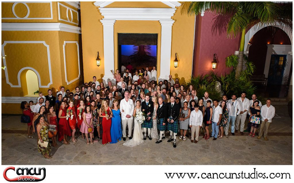 Xcaret Park Destination Wedding